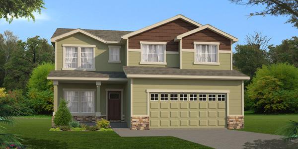 6423 stingray lorson ranch colorado springs new homes